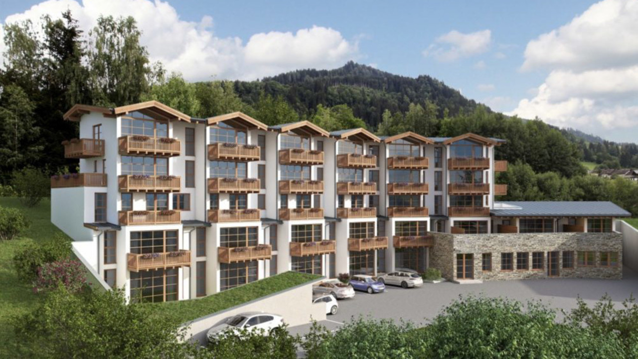 Apartments in the Alpendorf / St. St. Johann im Pongau